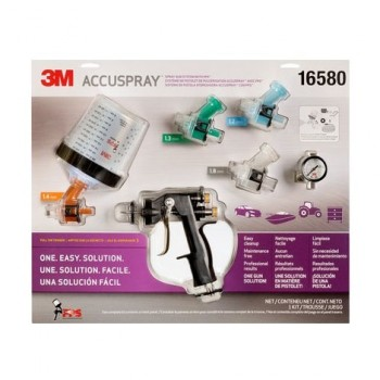 3M™ Accuspray™ ONE Spray Gun System with Standard PPS™ (16580)