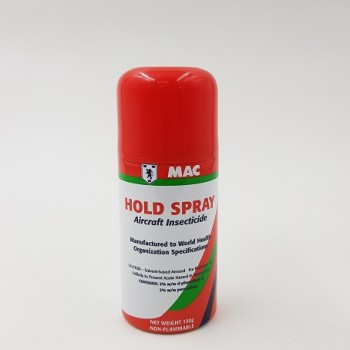 MAC Cargo Hold  Aircraft Insecticide Spray