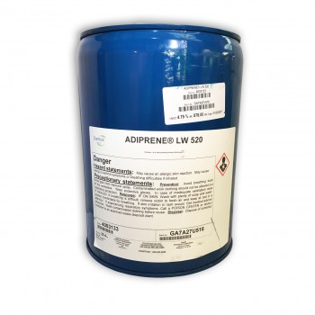 IP715  Epoxy Low VOC Aluminium Finish