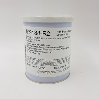 IP9188 (IP9188-R2) High Heat Erosion Coating White