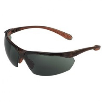 Jackson Safety* 38485 V40 Safety Glass, Smoke Anti-Fog Lenses